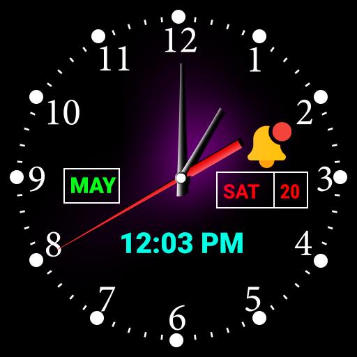 Download Digital Clock Live Wallpaper Launcher On Pc Mac With Appkiwi Apk Downloader Clock Wallpaper Unique Iphone Wallpaper Geometric Wallpaper Iphone