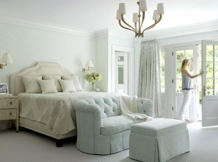31 Ideen Für Schlafzimmergardinen Und Vorhänge #ideen #schlafzimmergardinen  #vorhange