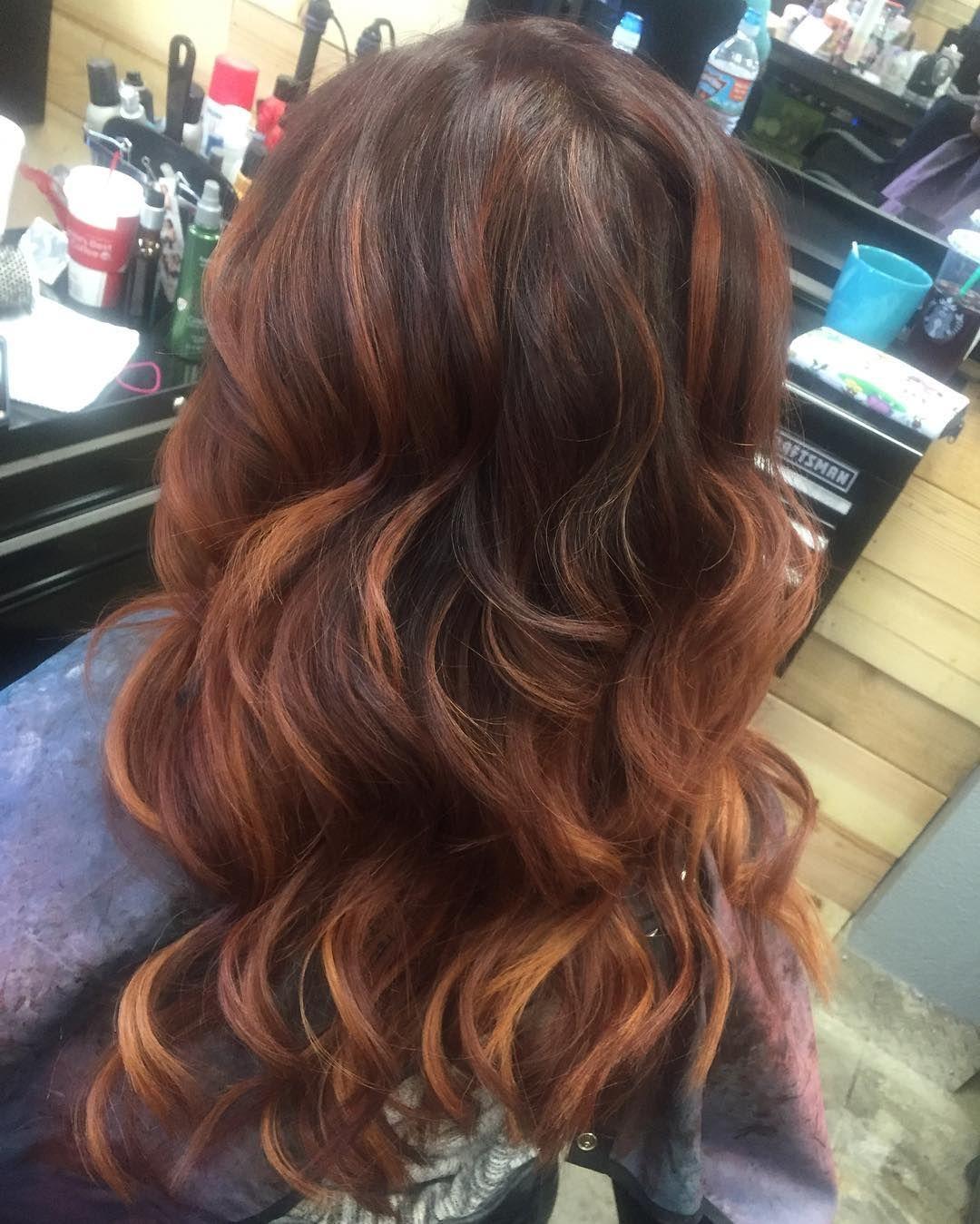 cool Огненный медный цвет волос (50 фото) — Краска, оттенки, сочетания Читай больше http://avrorra.com/mednyj-cvet-volos/