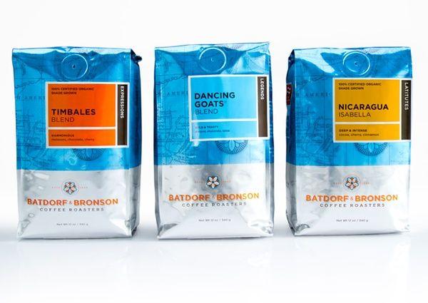 Cool Coffee Packaging