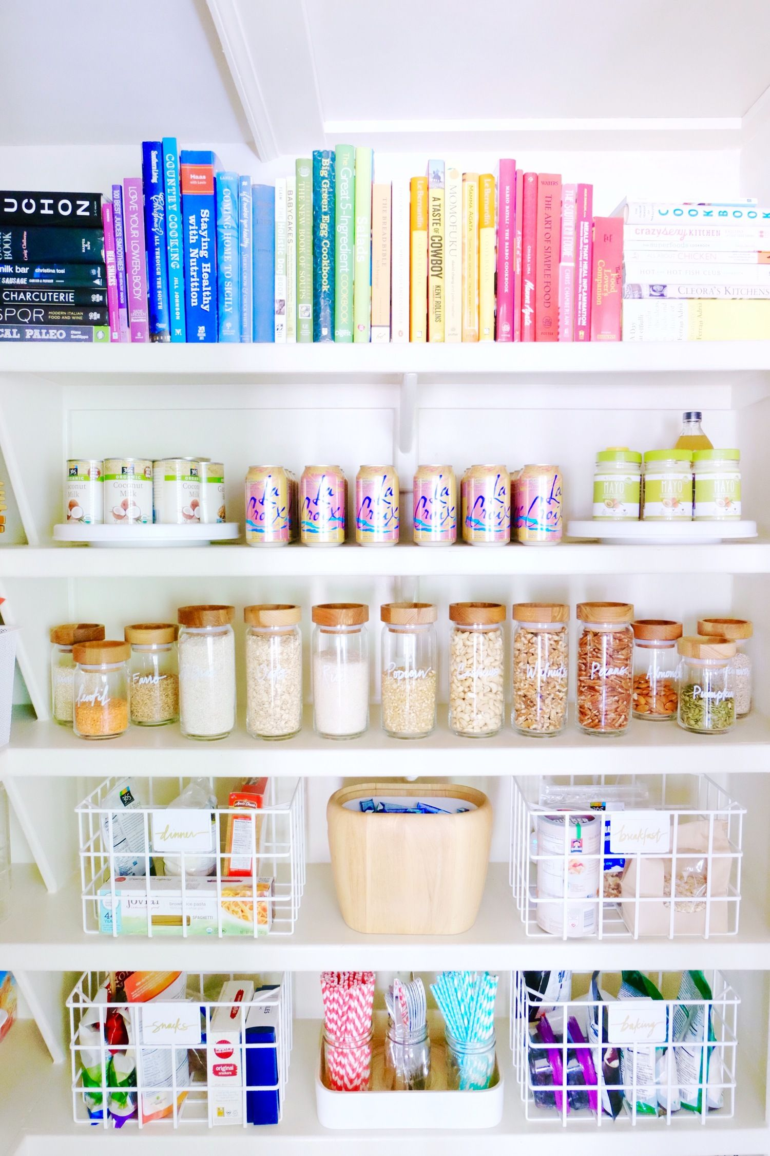 THE x LAUREN CONRAD | Shopping lists, Pantry and Kitchens