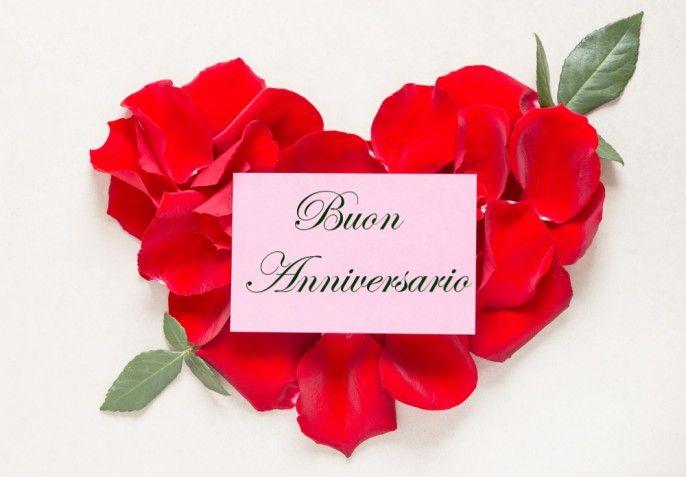 Regalo Anniversario Matrimonio 7 Anni.Buon Anniversario Di Matrimonio 7 Immagini Belle Per Gli Auguri