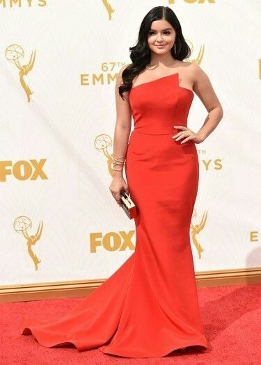 Ariel Winter Emmy's 2015