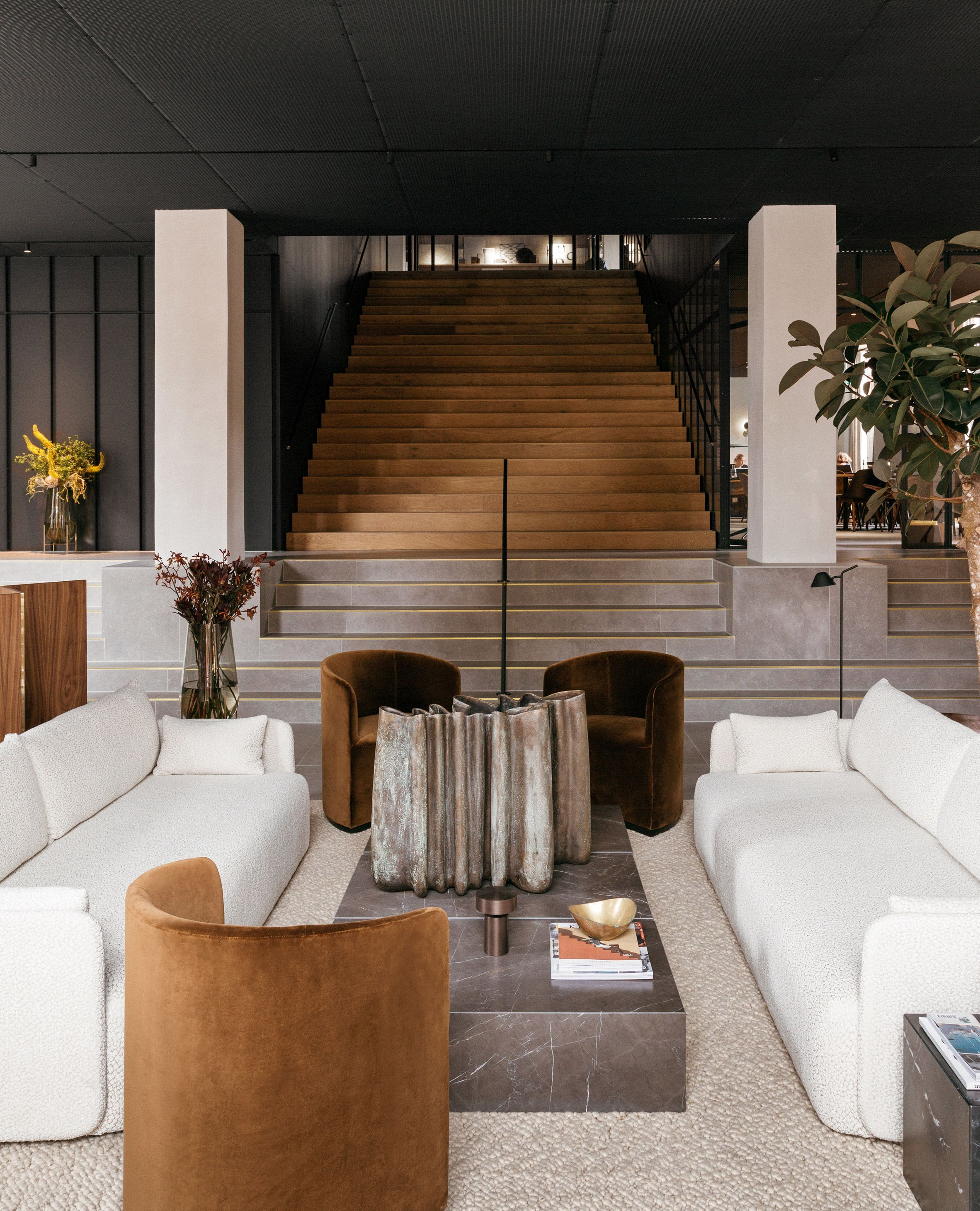 The Audo Hotel By Menu And Norm Architects Doubles As A Showroom