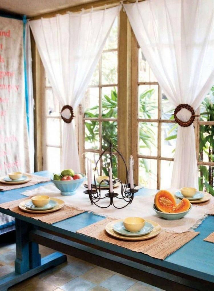 Kitchen Curtains Ideas 3 Amazing Decorating Design