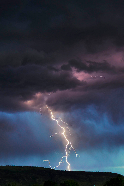 lightning | Tumblr | What's up with the Weather ...