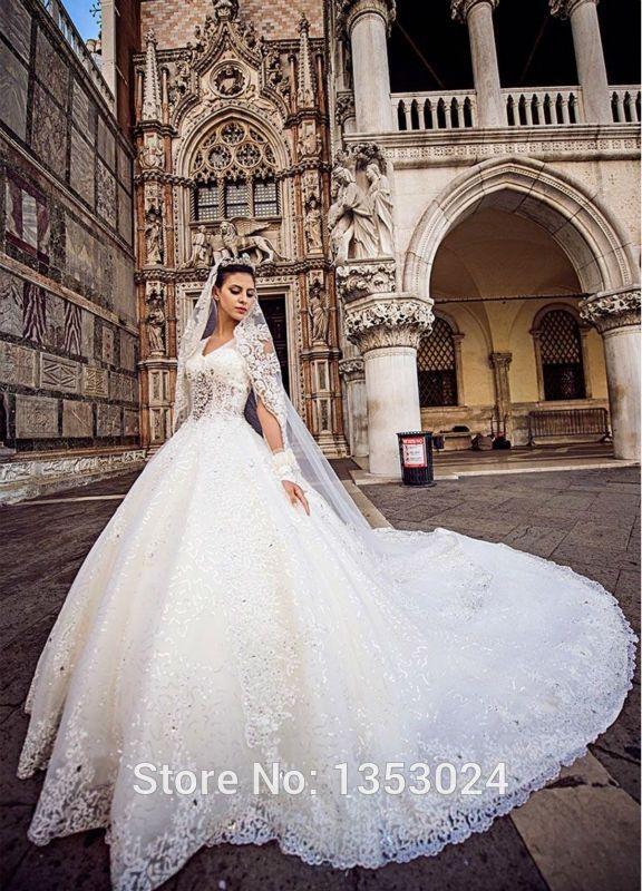 Images of Exclusive Wedding Dresses - Weddings Pro