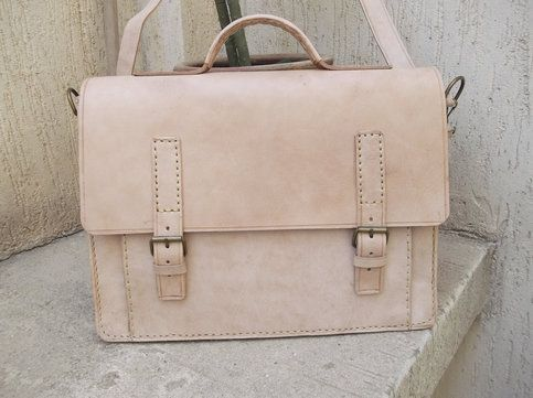 722575b253a2 This is a handmade and hand stitched briefcase coming from Fez city in  Morocco