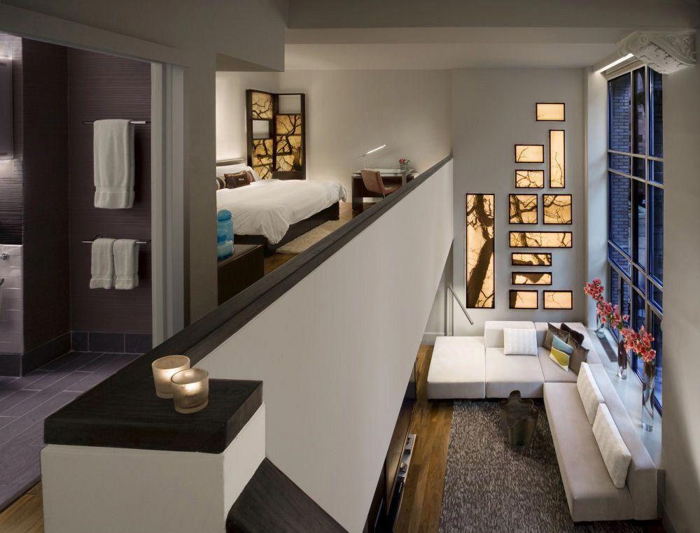 New York Home Interior Loft Designs Best Luxury Loft