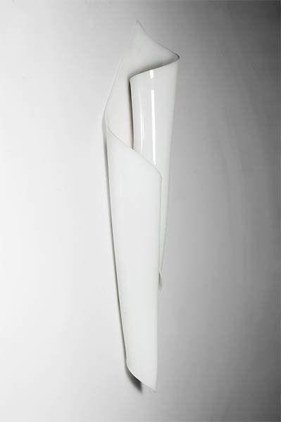 Hanns Hoffmann-Lederer; Perspex Wall Light for Heinz Hecht, c1950.
