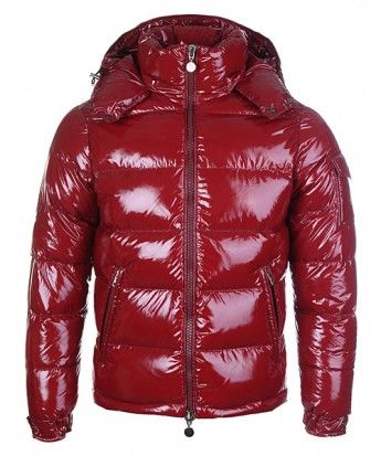 2ff04699a Moncler Himalaya Cheap For Mens Down Jackets Dark Red www.onlakemac ...