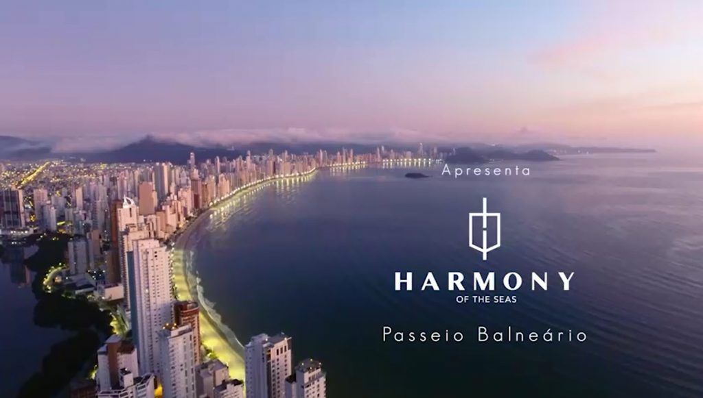Toni Oliveira Imoveis Harmony Of The Seas Em Bc Balneario