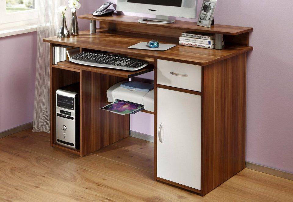 Ikea Schreibtisch Tastaturauszug Pceckschrank