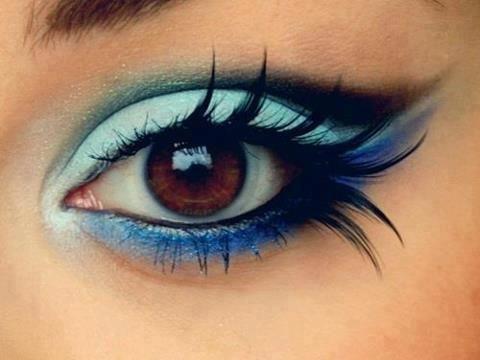Beautiful Blue Eye Color
