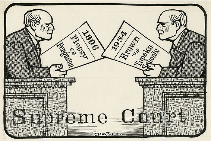 Plessy Vs Ferguson Case Society Problems Louisiana Laws
