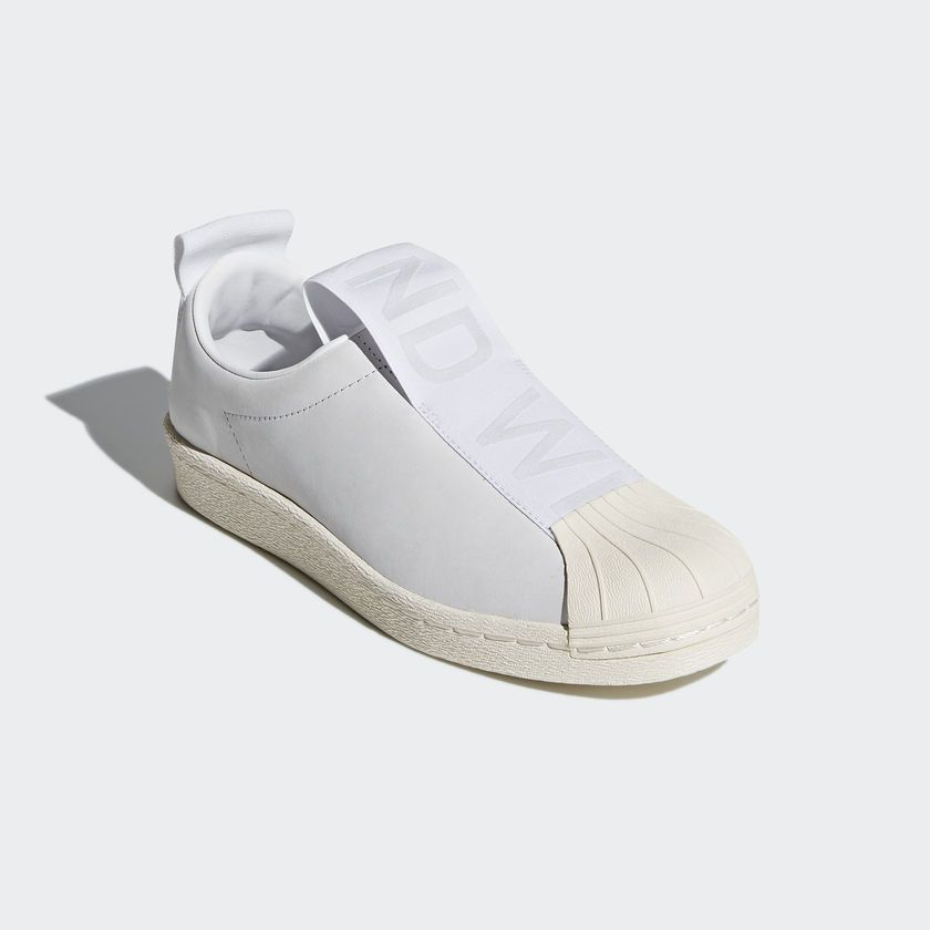 sports shoes 212dd 19407 adidas Superstar BW Slip-on Shoes - White   adidas Canada
