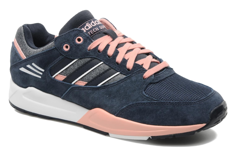 Adidas Originals Tech Super Ef W Sneakers i Blå hos Sarenza (168059)