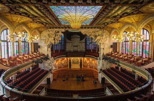 El Palau de la Musica Catalana - 25 Ultimate Things to Do in Barcelona   Fodor's Travel