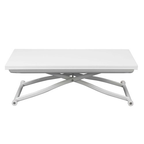 Table Basse Transformable Up Down 2 Tables Basses Tables Basses Bouts De Canape Salon Salle A Man Table Basse Transformable Mobilier De Salon Meuble Deco