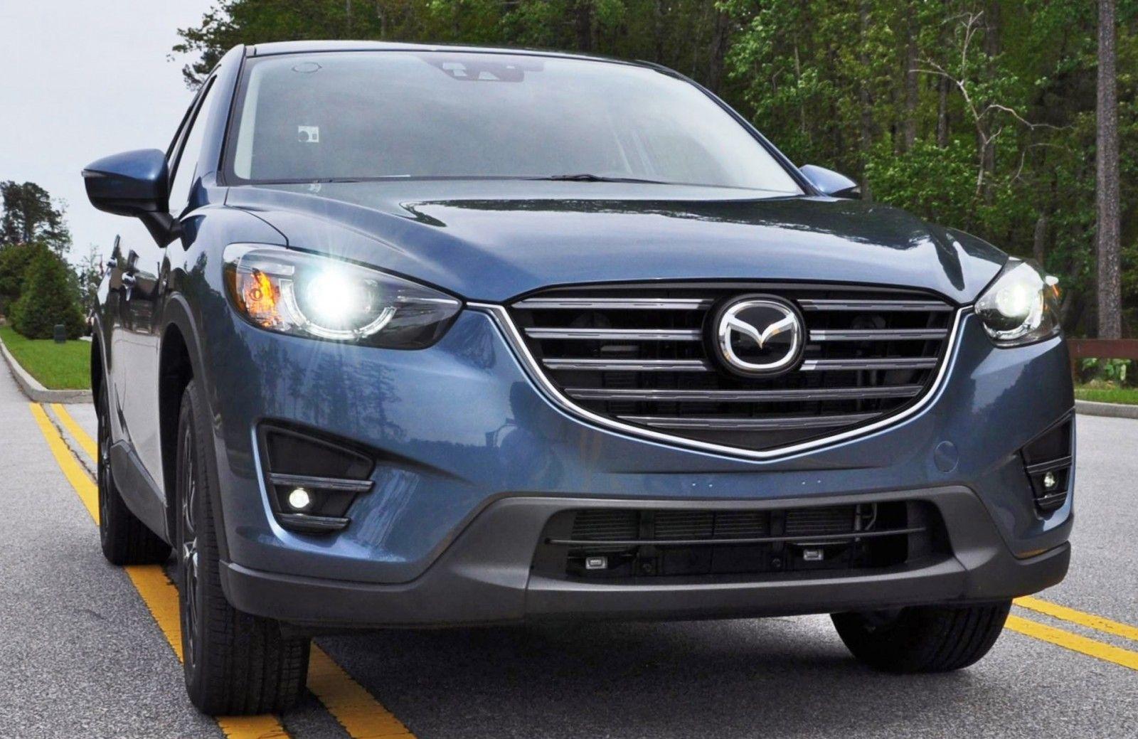 2016 Mazda CX5 Review Mazda, Bmw, Audi q3