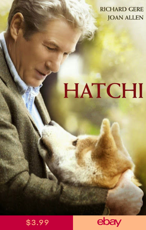 Art print POSTER CANVAS Hatchi Movie