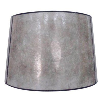 Allen roth 13 in x 15 in blonde mica stone drum lamp shade shop allen roth x blonde mica stone drum lamp shade at lowes canada find our selection of lamp shades at the lowest price guaranteed with price match mozeypictures Choice Image