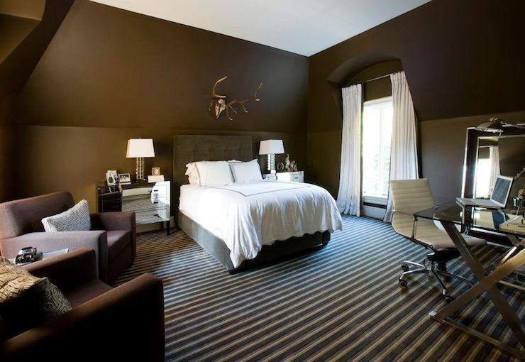 20 Gorgeous Brown Bedroom Ideas Brown Bedroom Walls Brown Bedroom Dark Brown Bedrooms