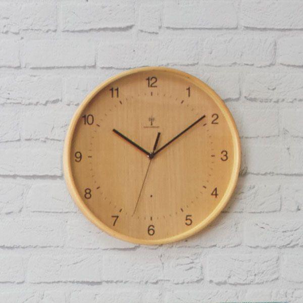 電波時計 グラン 2552 インテリア 家具 ニトリ 壁掛け時計