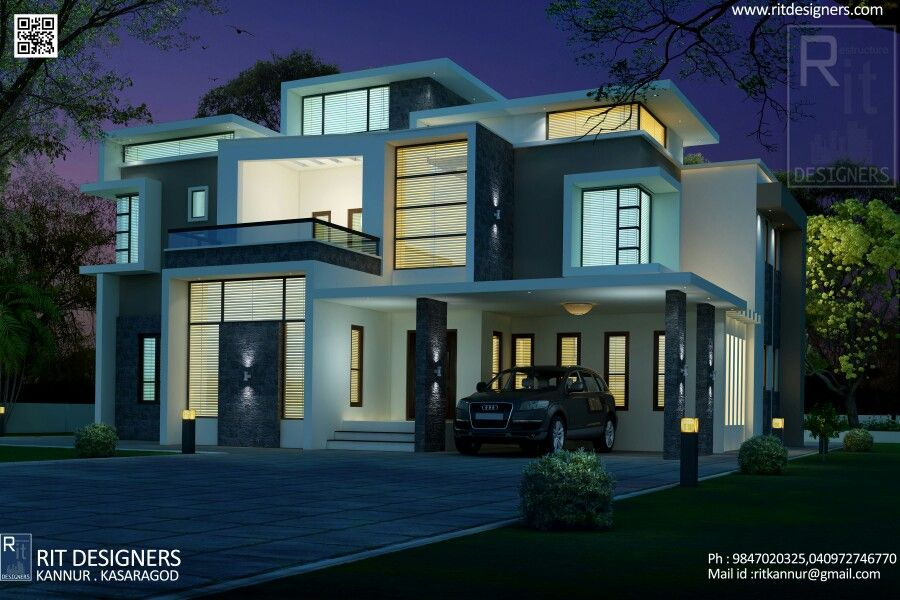 r it designers (home design in kannur)