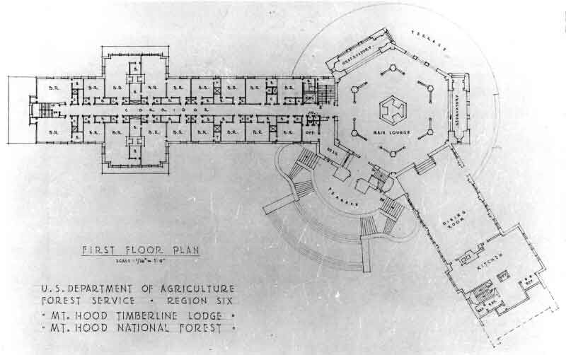 The Shining The Overlook Hotel Timberline Lodge Overlook Hotel Hotel Floor Plan Timberline Lodge