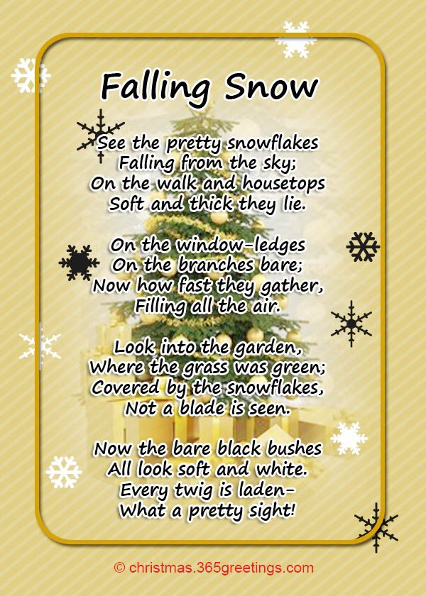 Short Christmas Poems Christmas Poems Christmas Verses