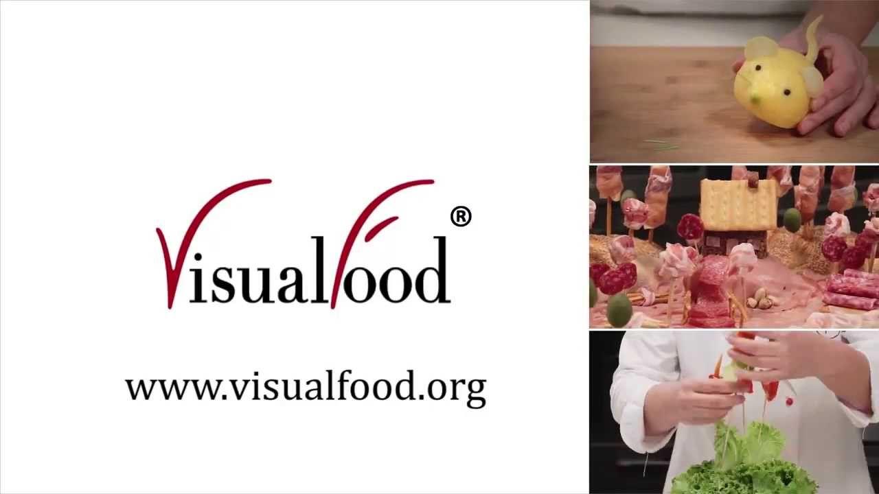 """""""Tulipomodori"""" - short movie VisualFood® è design appplicato al cibo in cui la forma sposa la funzione. Il cibo non viene sprecato ma valorizzato e le compos..."""