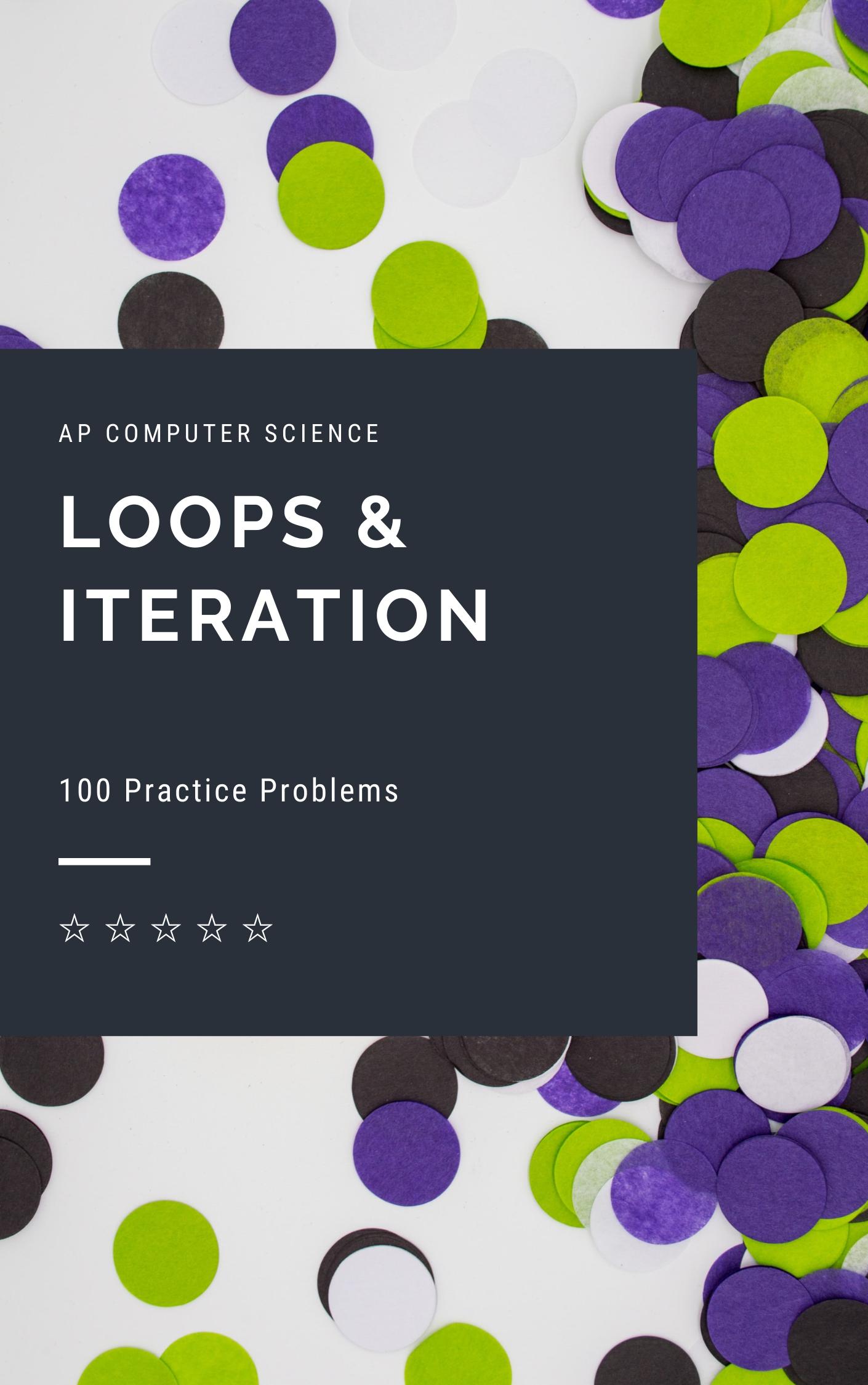 100 Loop Programming Exercises