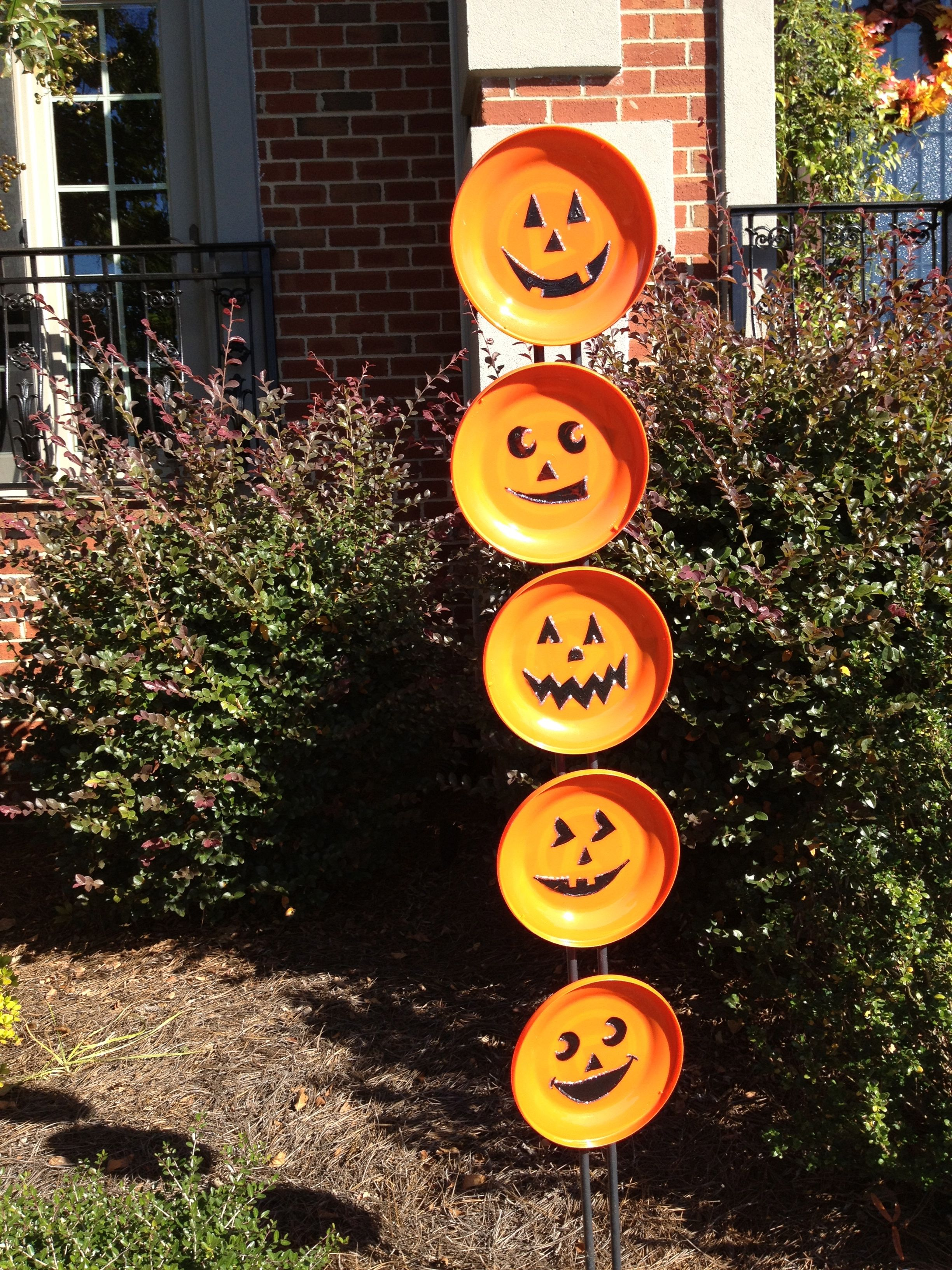 Upcycled Halloween use for disposable paper