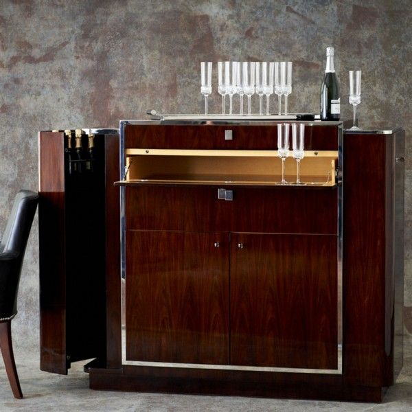 Gallery For U003e Tall Modern Bar Cabinet