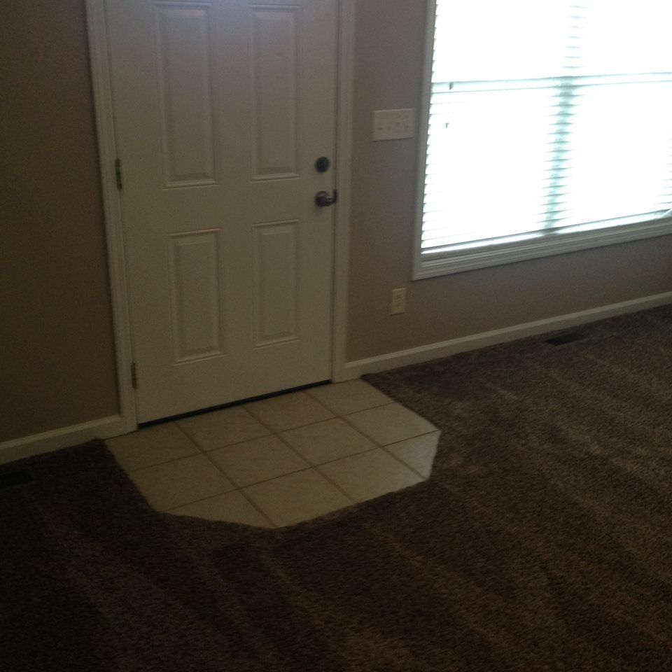 Nice Job with the carpet install at the entry way! | Gallery