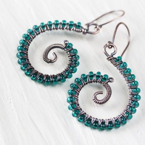 Handmade Earrings Ideas Beaded Trends