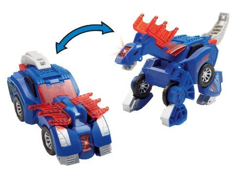 Stompsalot The Armargasaurus Vtech Switch Go Dinos He Turns Into A Hot Rod Switch And Go Dinos Toys Vtech