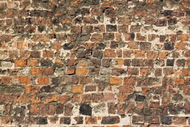 Brick Damaged Medieval Old Wall Photography Backdrop Free Textures Photography Backdrops