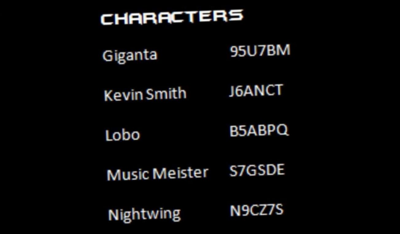 Lego Batman 3 Beyond Gotham Cheat Codes For All Characters V 2020 G