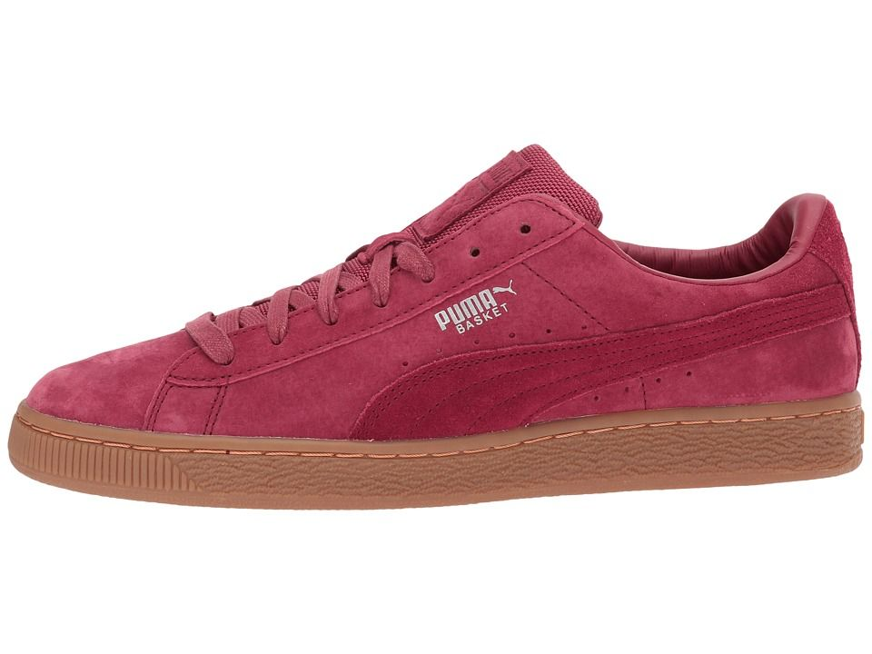 new arrival 8126f 7d25d PUMA Basket Classic Weatherproof Men's Shoes Tibetan Red ...