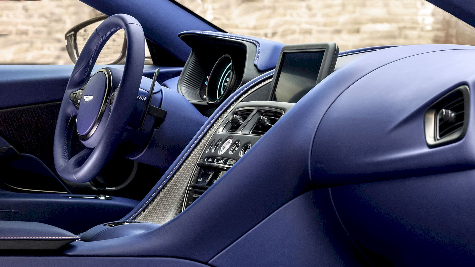 Aston Martin Db 11 Shape Space Sound Aston Martin Db11 Aston Martin New Aston Martin