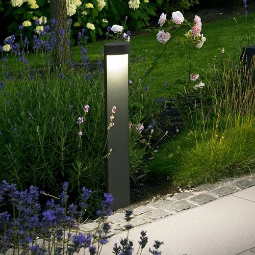 5 Pathway Lighting Tips Ideas Walkway Lights Guide: LED Garden And Pathway Bollard - 77263/77264