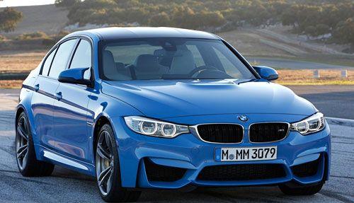 BMW M3 y M4: Pasión deportiva | QuintaMarcha.com. Los genes 'racing' de BMW se plasman en los nuevos M3 (cinco puertas) y M4 (cupé), cuya pasión deportiva queda más que patente con un motor de 431 CV y un peso 90 kilos más ligero respecto a su predecesor. Los deportivos aceleran de 0 a 100 km/h en 4,1 segundos.