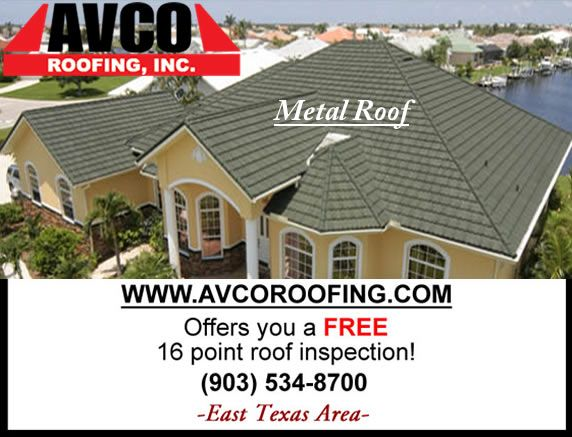 Best When Avco Roofing Is Performing Your 16 Point Inspection 640 x 480