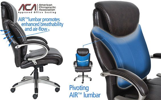 Nice Perfect Serta Office Chair Review