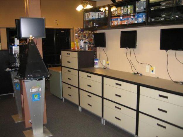 Computer Repair Bench Computer Repair Workbench Computer Repair Shop Computer Supplies