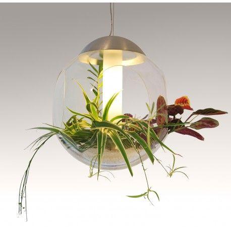 suspension min serre vegetal babylon jardins d 39 int rieur. Black Bedroom Furniture Sets. Home Design Ideas