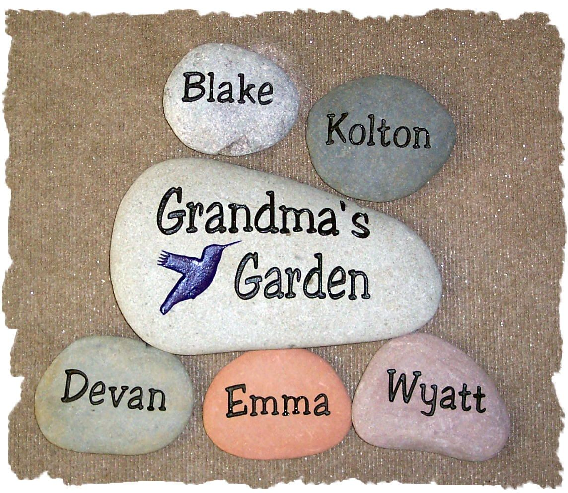 Make These Rocks But Say Quot My Family Rocks Quot Then Everyones