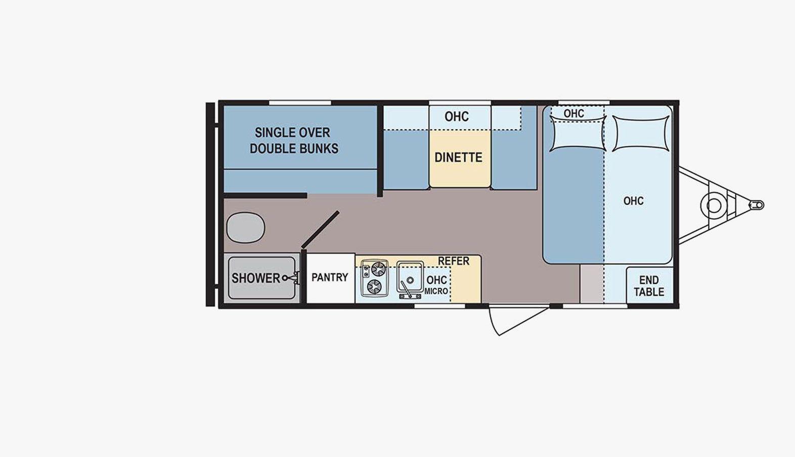 17 Foot Travel Trailer Floor Plans Inspirational New 2017 Dutchmen Coleman 17fq Travel Traile Travel Trailer Floor Plans Travel Trailer Coleman Travel Trailers
